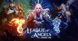 أفضل ألعاب اونلاين لعبة 2 League of Angels