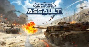 تحميل لعبة Armored Warfare: Assault للجوال