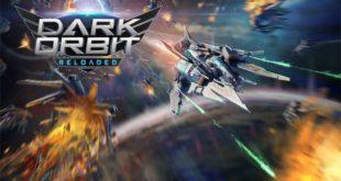 ألعاب اونلاين لعبة Dark Orbit Reloaded على المتصفح