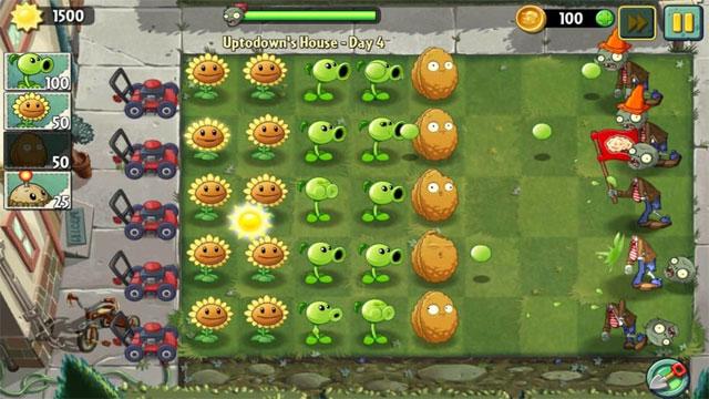 تحميل Plants Vs Zombies 2