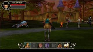 ألعاب اونلاين لعبة Sherwood Dungeon على المتصفح