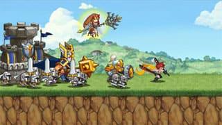 لعبة Kingdom Wars للجوال