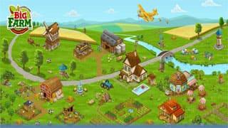 تحميل لعبة Big Farm للكمبيوتر