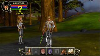 لعبة Sherwood Dungeon بدون تحميل