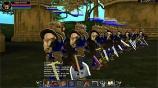 لعبة Sherwood Dungeon