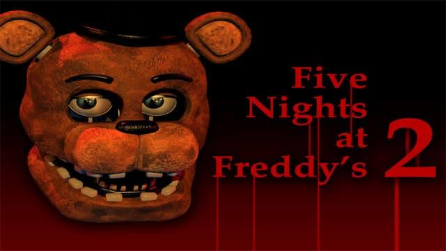 تحميل لعبة five nights at freddy's 2
