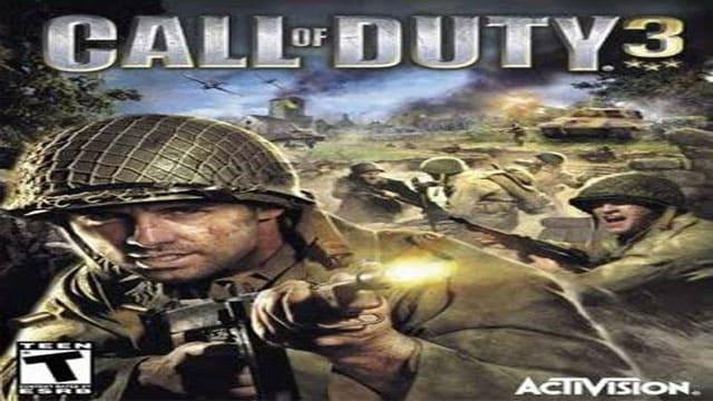 تحميل لعبة كول أوف ديوتي 3 الأصلية كاملة للكمبيوتر مجانآ