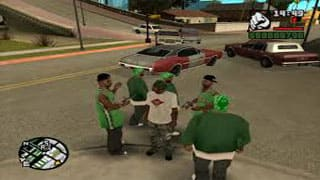 لعبة GTA San Andreas