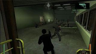 لعبه Enter The Matrix مضغوطه بحجم 265 ميجا