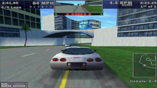 تحميل لعبة NFS 3 Hot Pursuit