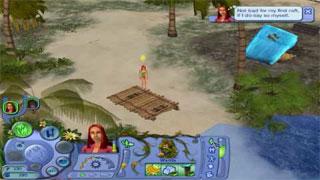 تنزيل لعبة The Sims Castaway Stories للكمبيوتر