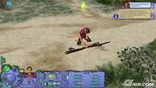 لعبة The Sims Castaway Stories مجانا