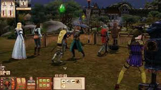 تنزيل لعبة The Sims Medieval برابط واحد مباشر