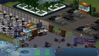 تنزيلل لعبة The Sims Onlineالاصلية