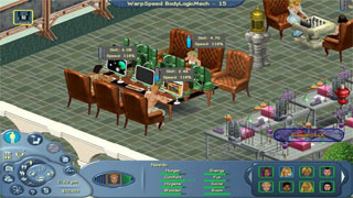 The Sims Online لعبة