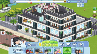 تنزيل لعبة The-Sims-Social من ميديا فاير