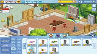 تنزيل لعبة The-Sims-Social