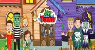 تحميل لعبة my town مجانا