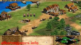 تحميل لعبة age of empires 2 كاملة
