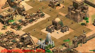 تحميل اللعبة الاستراتيجية Age of Empires 2 The African Kingdoms للكمبيوتر