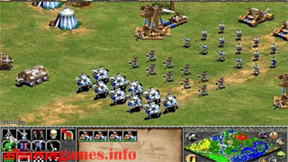 تحميل لعبة Age of Empires 2 The Conquerors كاملة الكمبيوتر مجانآ