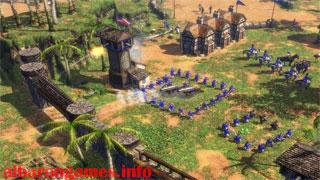 تحميل لعبة age of empires 3 كاملة للكمبيوتر