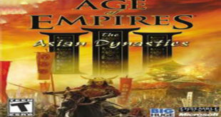 تحميل لعبة Age of Empires 3 The Asian Dynasties للكمبيوتر