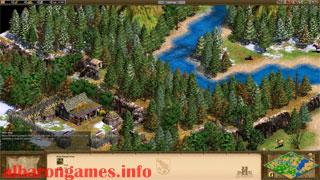 تحميل لعبة Age of Empires The Age of Kings
