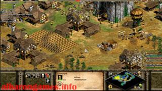 تنزيل اللعبة الاستراتيجية Age of Empires The Rise of Rome كاملة للكمبيوتر