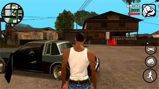 تحميل لعبة GTA SAN ANDREAS للأندرويد برابط مباشر
