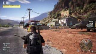 تحميل لعبة الأكشن Tom Clancy's Ghost Recon Wildlands للكمبيوتر مجانا