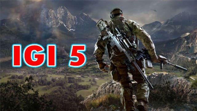 تحميل لعبة IGI 5 للكمبيوتر