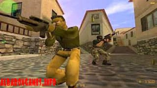 لعبة Counter Strike 1.4 برابط مباشر من ميديا فاير