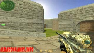 لعبة Counter Strike 1.7 برابط مباشر من ميديا فاير