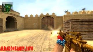 لعبة Counter Strike 1.9 برابط مباشر من ميديا فاير