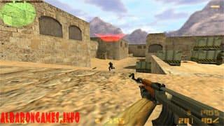 لعبة Counter Strike 2016 برابط مباشر من ميديا فاير