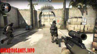 لعبة Counter Strike Global Offensive برابط مباشر من ميديا فاير