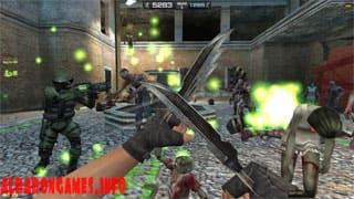 تحميل لعبة Counter Strike Nexon Zombies