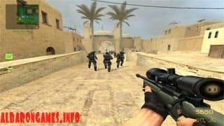 تحميل لعبة Counter Strike Source