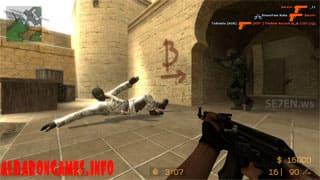 لعبة Counter Strike Source برابط مباشر من ميديا فاير