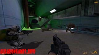 تحميل لعبة Half Life Opposing Force