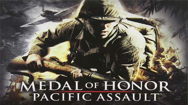 تحميل لعبة Medal Of Honor 4 Pacific Assault كاملة للكمبيوتر