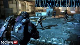 تحميل لعبة Mass Effect 3 باالتورنت