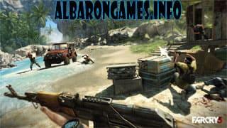 تحميل لعبة Far Cry 3 من ميديا فاير
