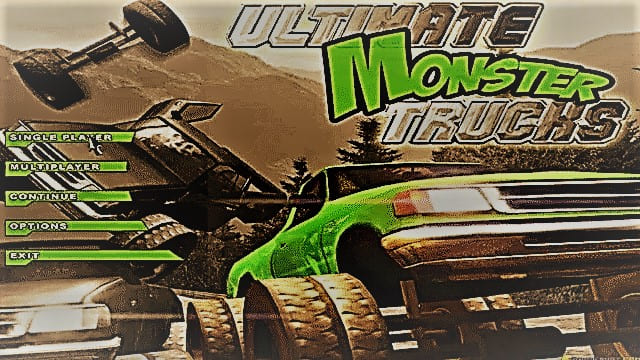 تحميل لعبة الشاحنات Ultimate Monster Trucks للكمبيوتر