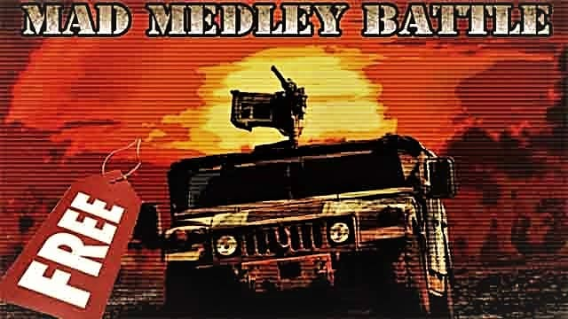 تحميل اللعبة العسكرية Mad Medley Battle للكمبيوتر