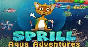 تحميل لعبة الكرات الملونة Sprill Aqua Adventures للكمبيوتر