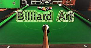 تحميل لعبة لعب البلياردو Billiard Art للكمبيوتر