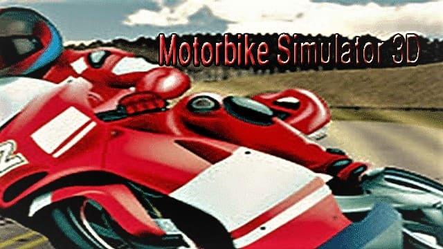 تحميل لعبة محاكاة الموتسقلات Motorbike Simulator 3D للكمبيوتر