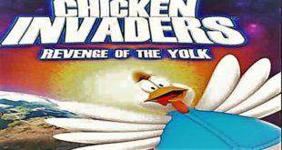 تحميل لعبة حرب الفراخ Chicken invaders للكمبيوتر